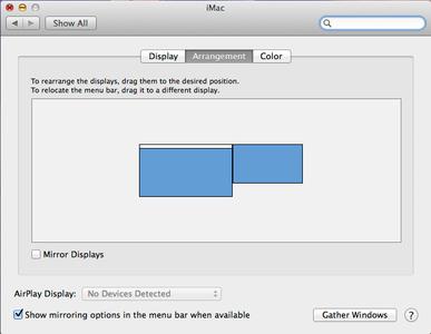 Configure Displays