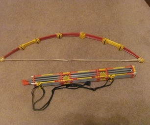K'nex Assassin's Creed Bow and Arrow With Quiver