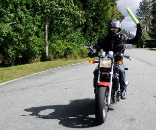 Motorcycle Whack-bonk