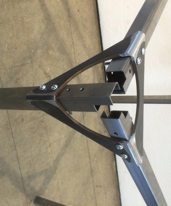 Flexible Interlocking Steel Joint System