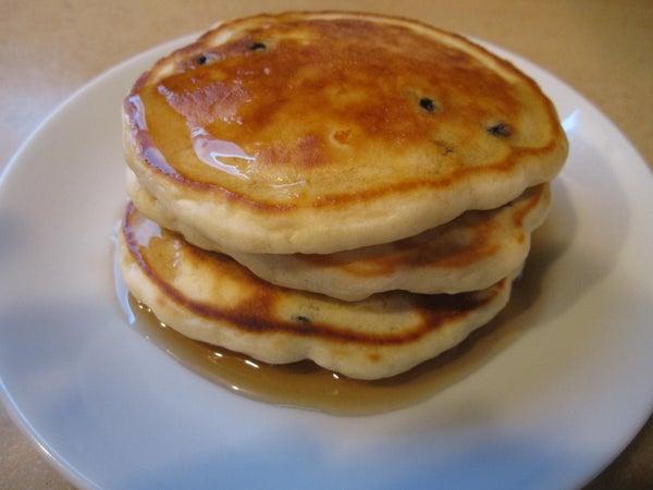 Pancake Scones