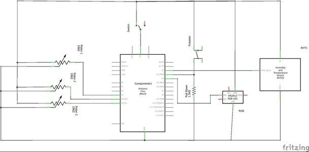 Diagrama Esquematico