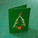Geared Christmas Card