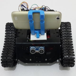 Object Tracking Robot