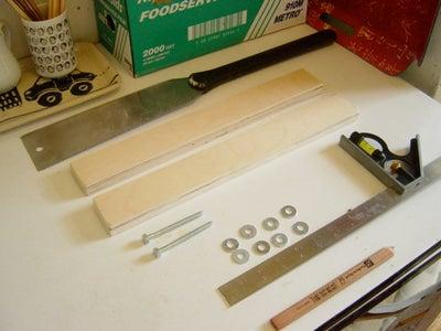 Line-Cook Knife Rack
