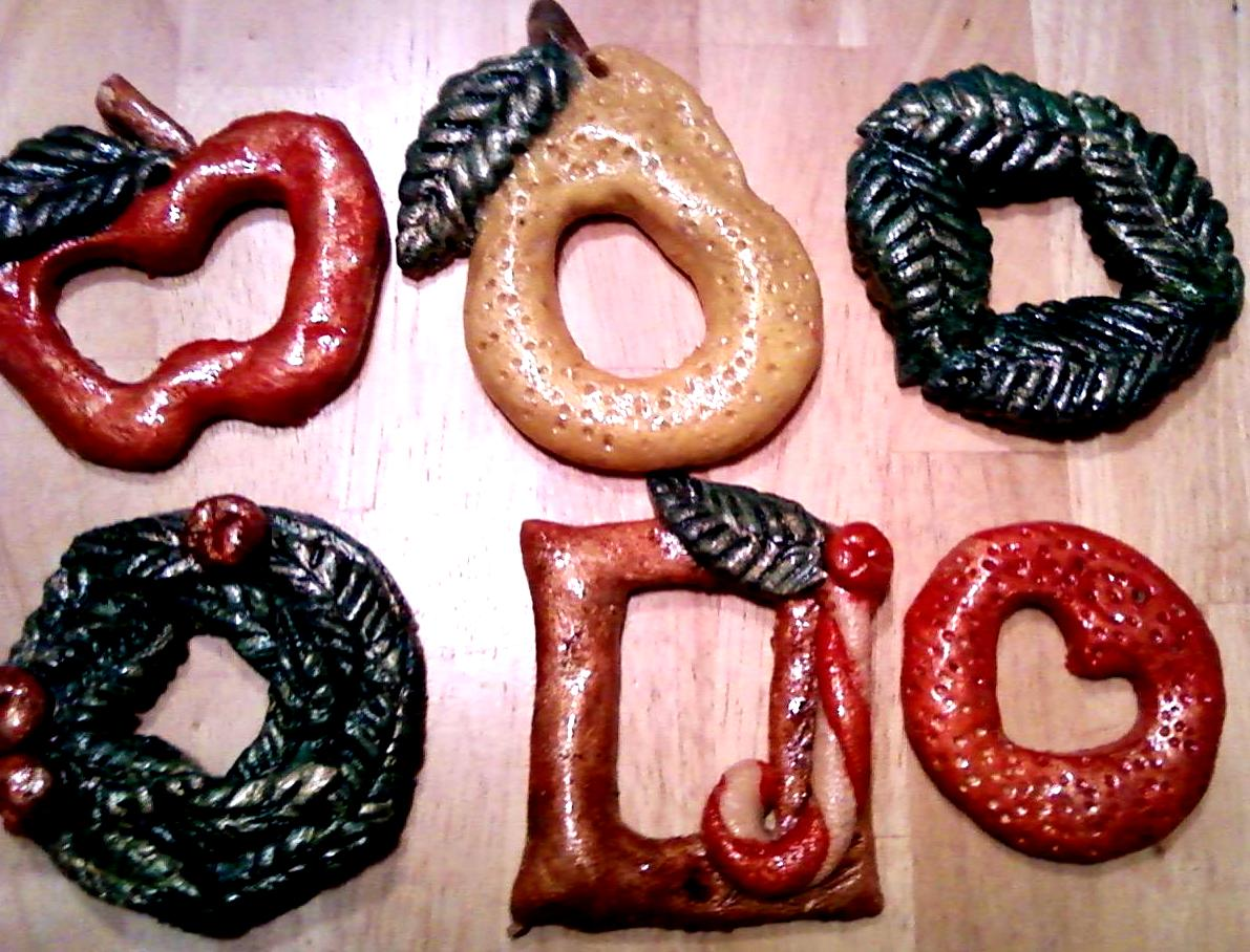Handmade Salt Dough Ornaments: Fun for Kids and Adults!