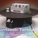 Electronic Turntable With Perfectly Over Engineered Design