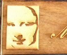 Make a Wooden Nameplate