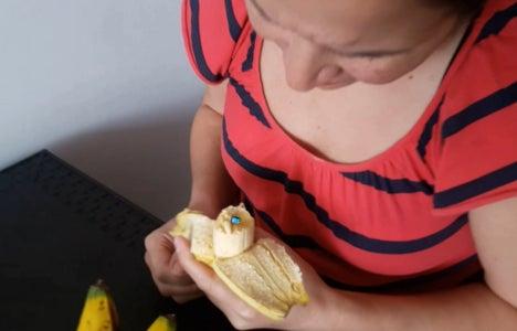 The Minotaur Banana Prank