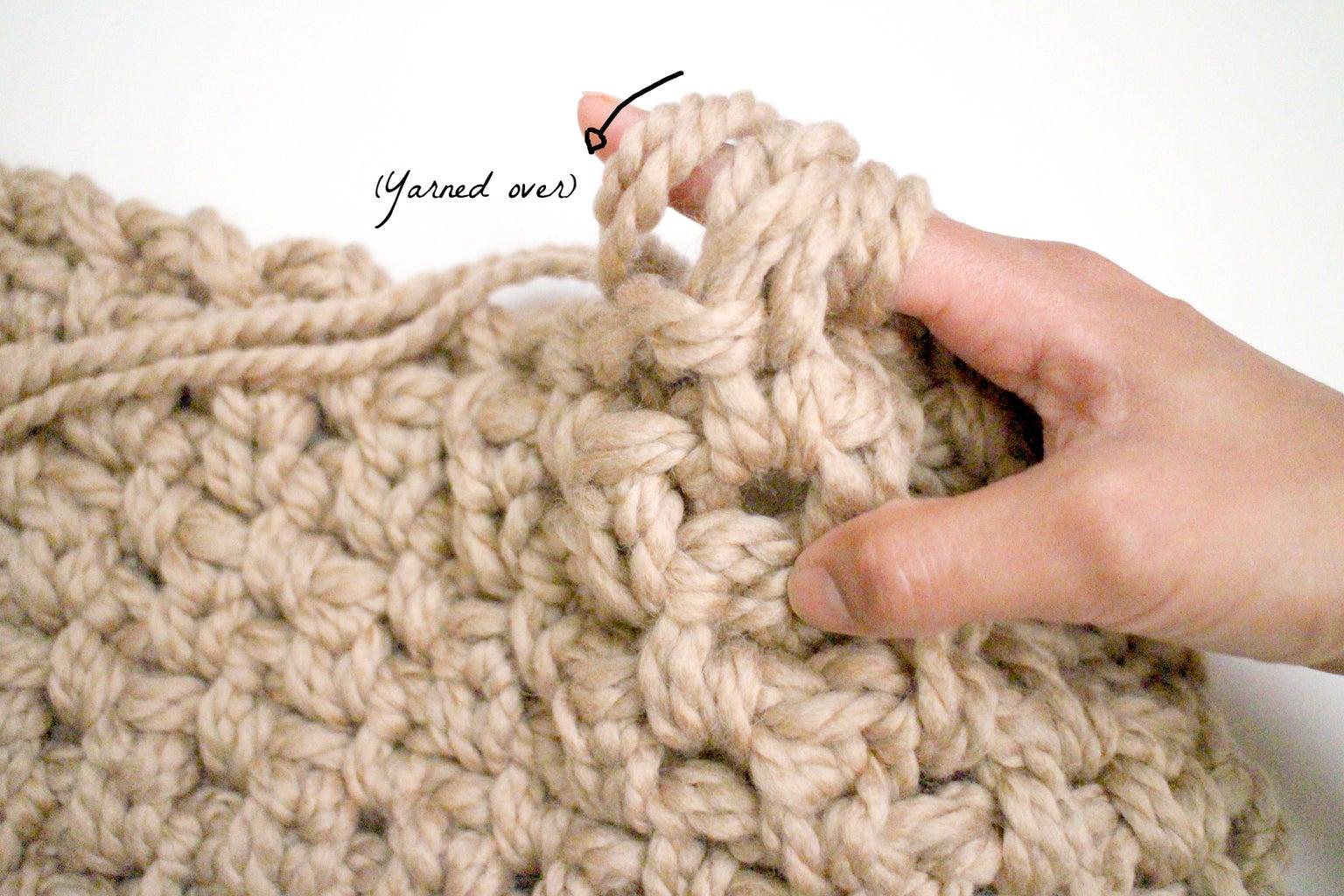 Half Double Crochet Part 1