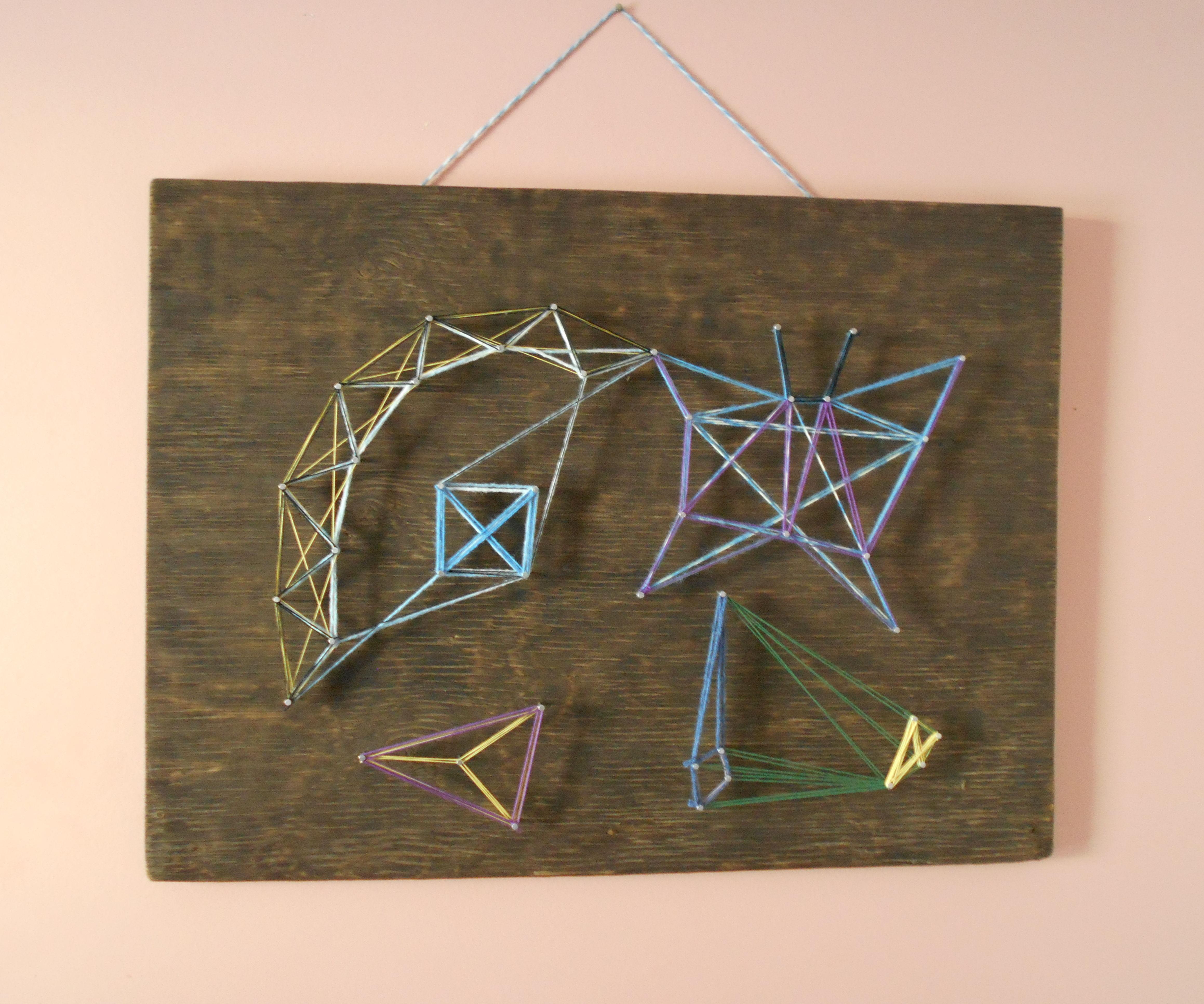 String Art, 100% Free