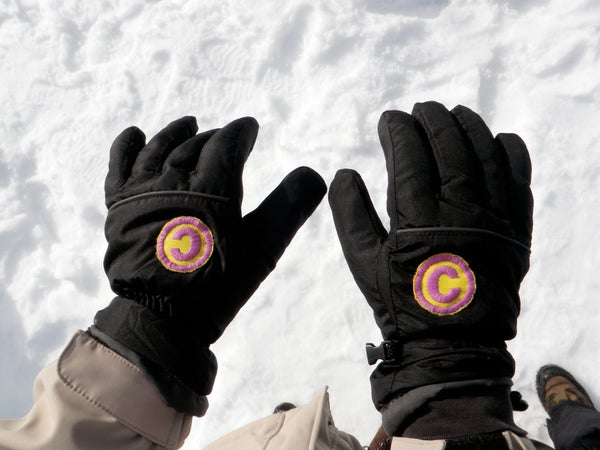 Copyright and Copyleft Gloves