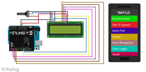 Connection and Schematic