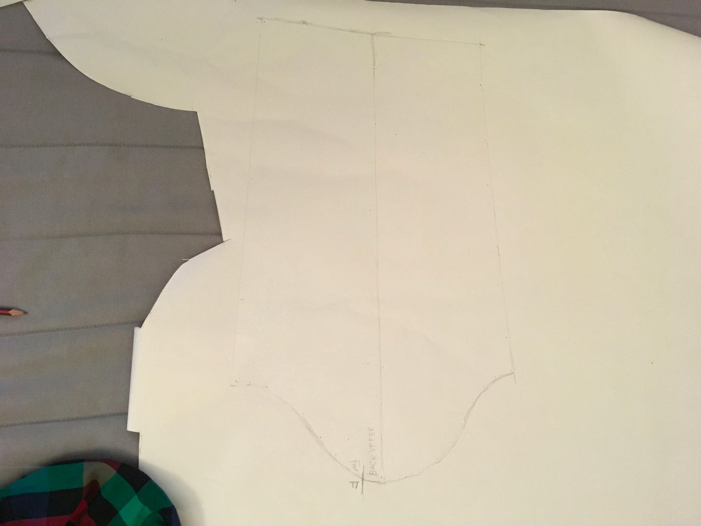 That Tricky Shoulder/armhole Curve!