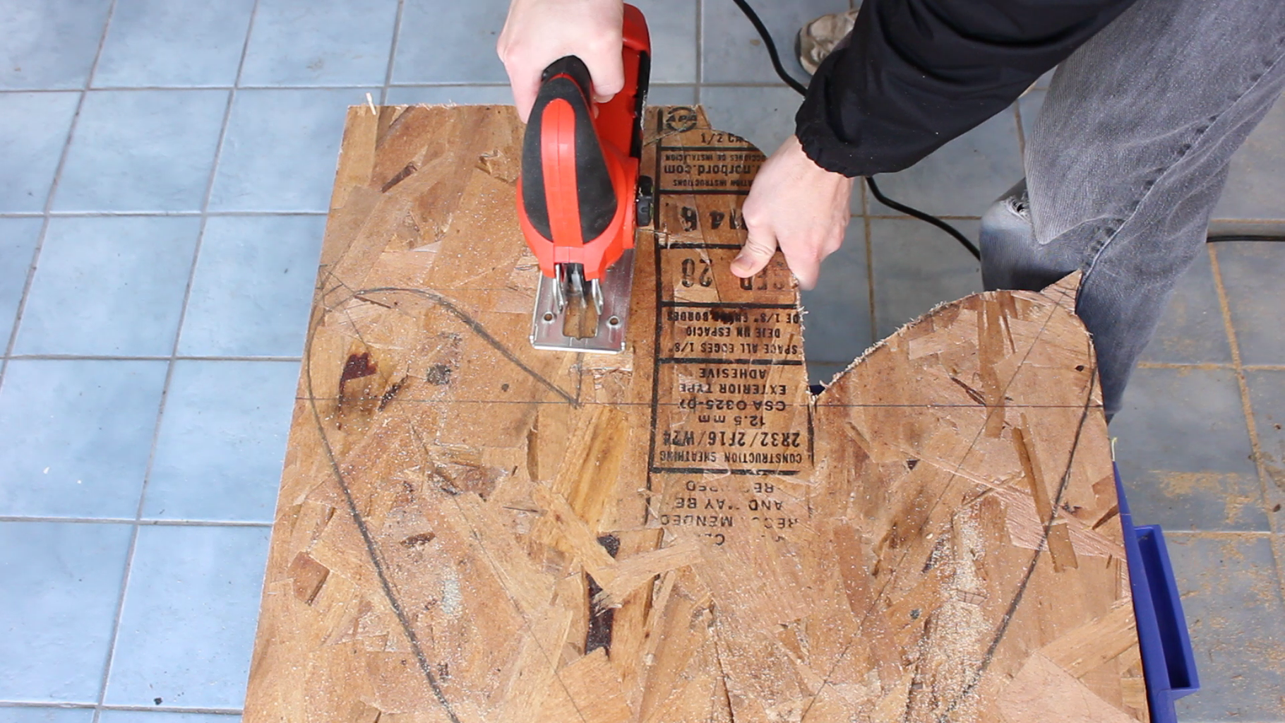 Make a Wood Stencil