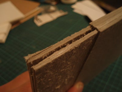 Cut and Form the Card Covers