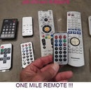 ONE MILE REMOTE