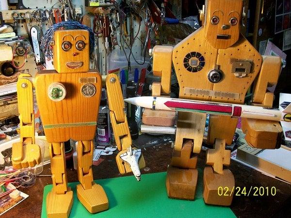 ROBOTIC SERVANT