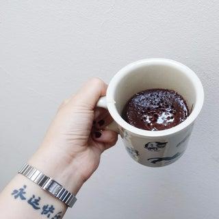 Chocolate Mug Cake - 2 Minutes Recipe