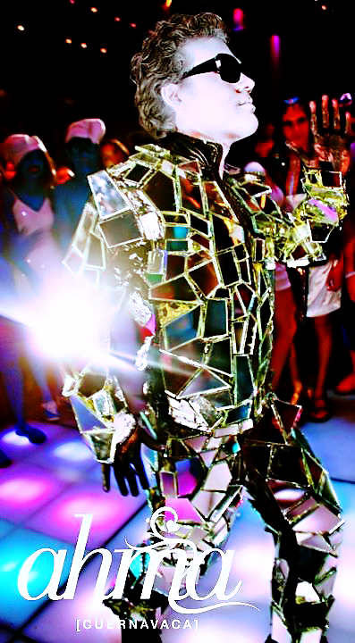 Mirror-Man Costume