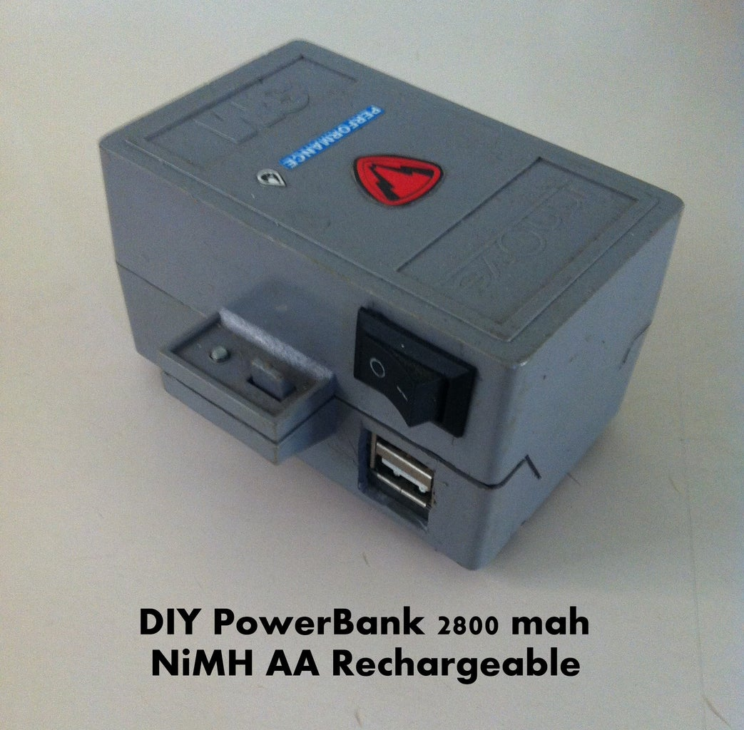 Homebrewed Powerbanks