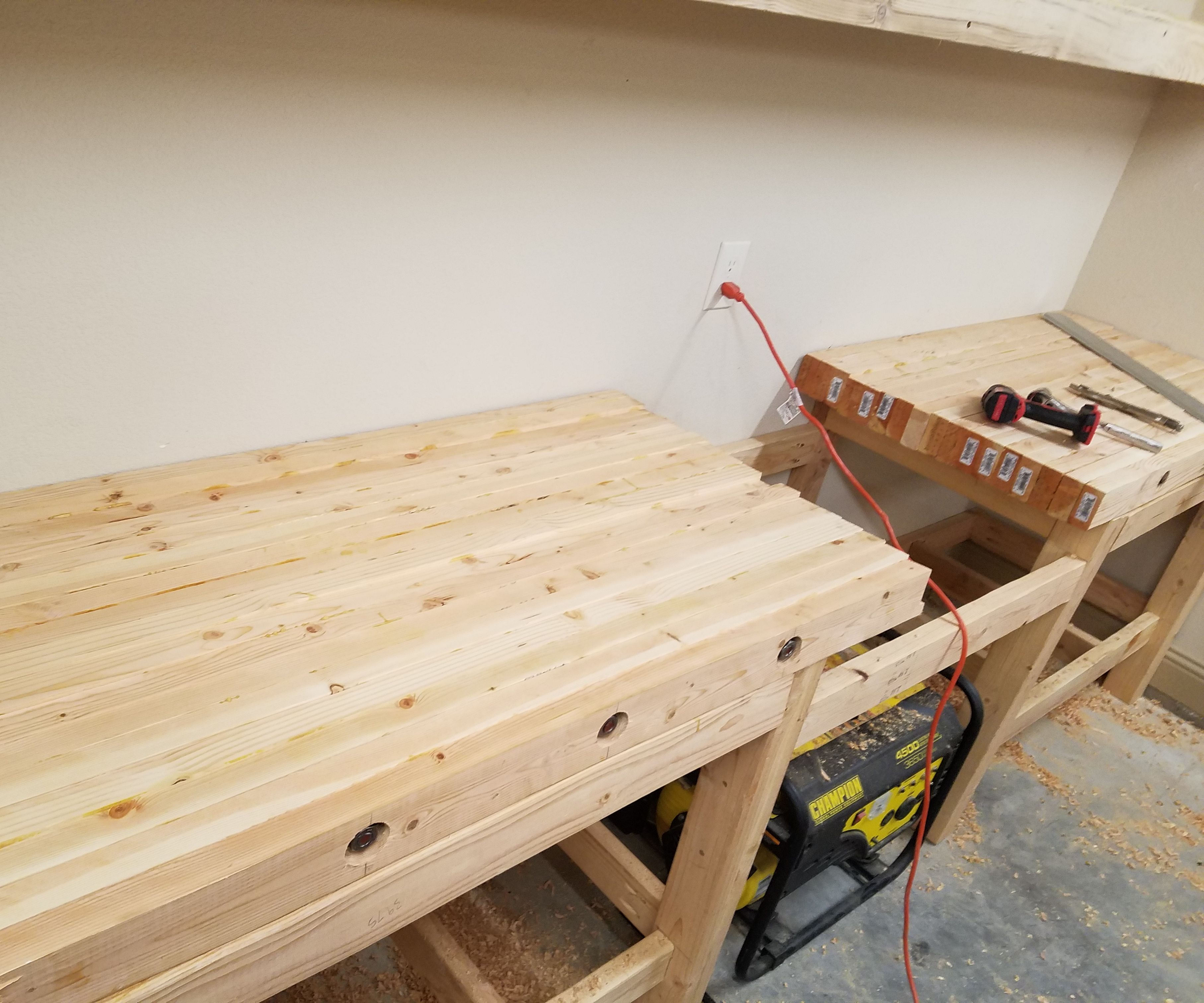 Picture of: How To Create A Laminated Workbench Top 6 Steps With Pictures Instructables
