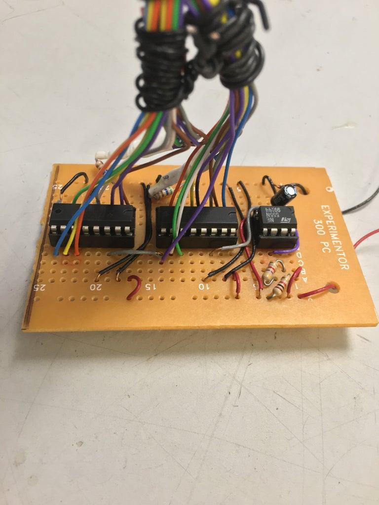 Circuit for Lights