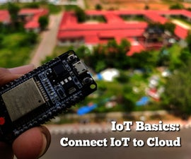 IoT Basics: Connecting Your IoT to the Cloud Using Mongoose OS