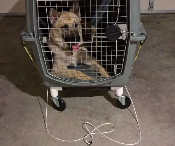 Pet Crate Dolly