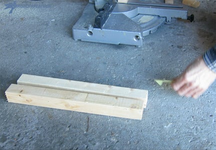 Cut Legs and Drill