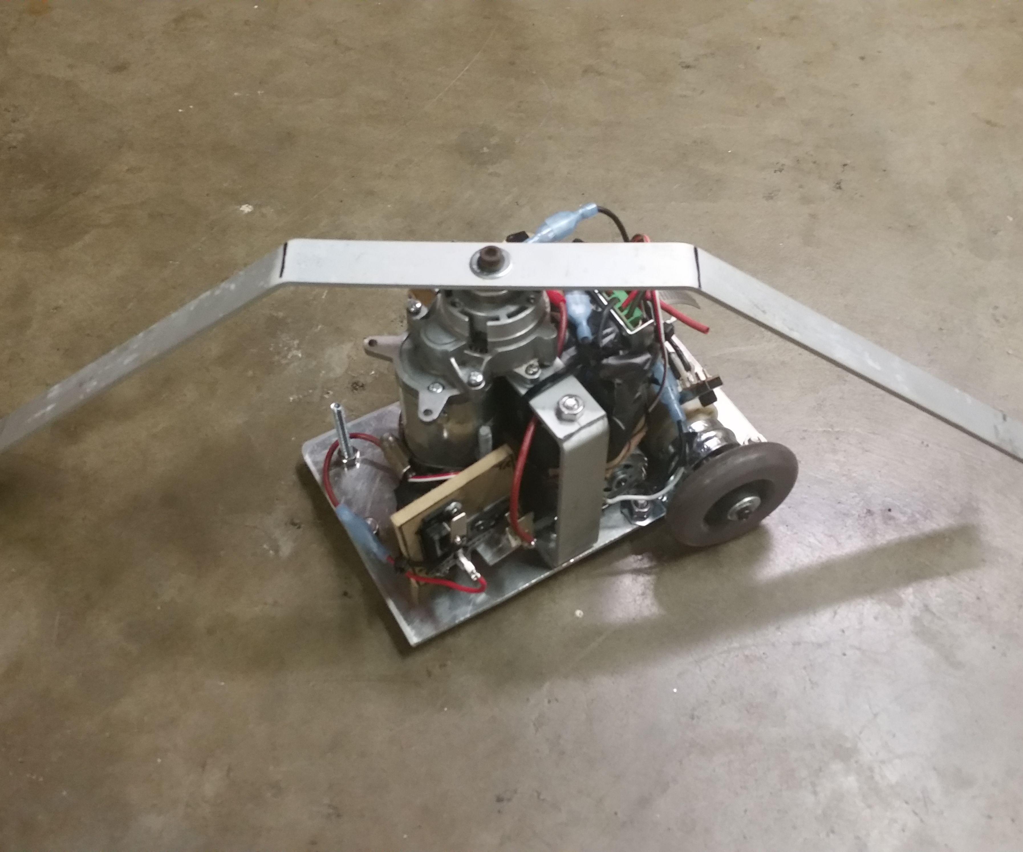 Combat Robot for Under $250
