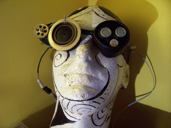 Eyeris: Bionic Goggles