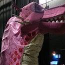 "Shrek Dragon - Youth Theater Production of ""Shrek the Musical"""