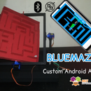 BlueMaze - Android Accelerometer Controlled Maze