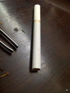Hidden Diamonds in a Cigarette (Cigarette Idea 4 of 5) - (Made for a Contest Long Lost)