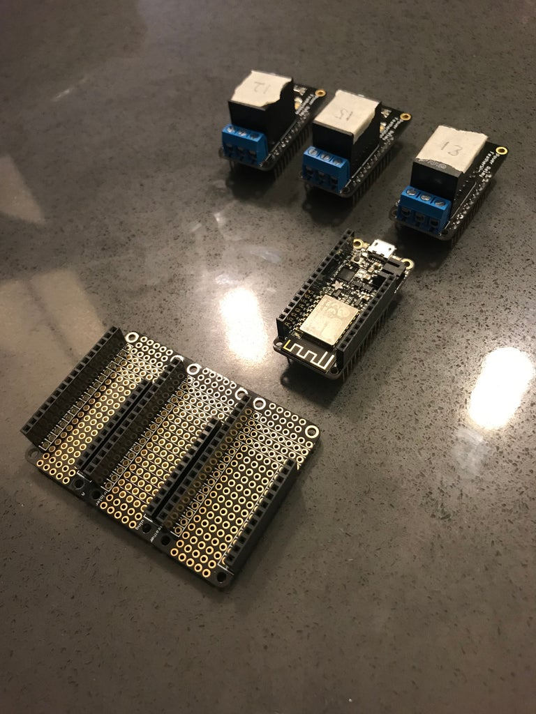 Assemble Your Arduino Components