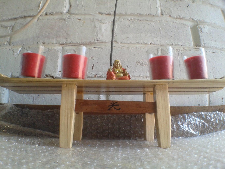 Add Candles & Insense - Job Done