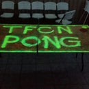 Glow in the Dark Table Tennis