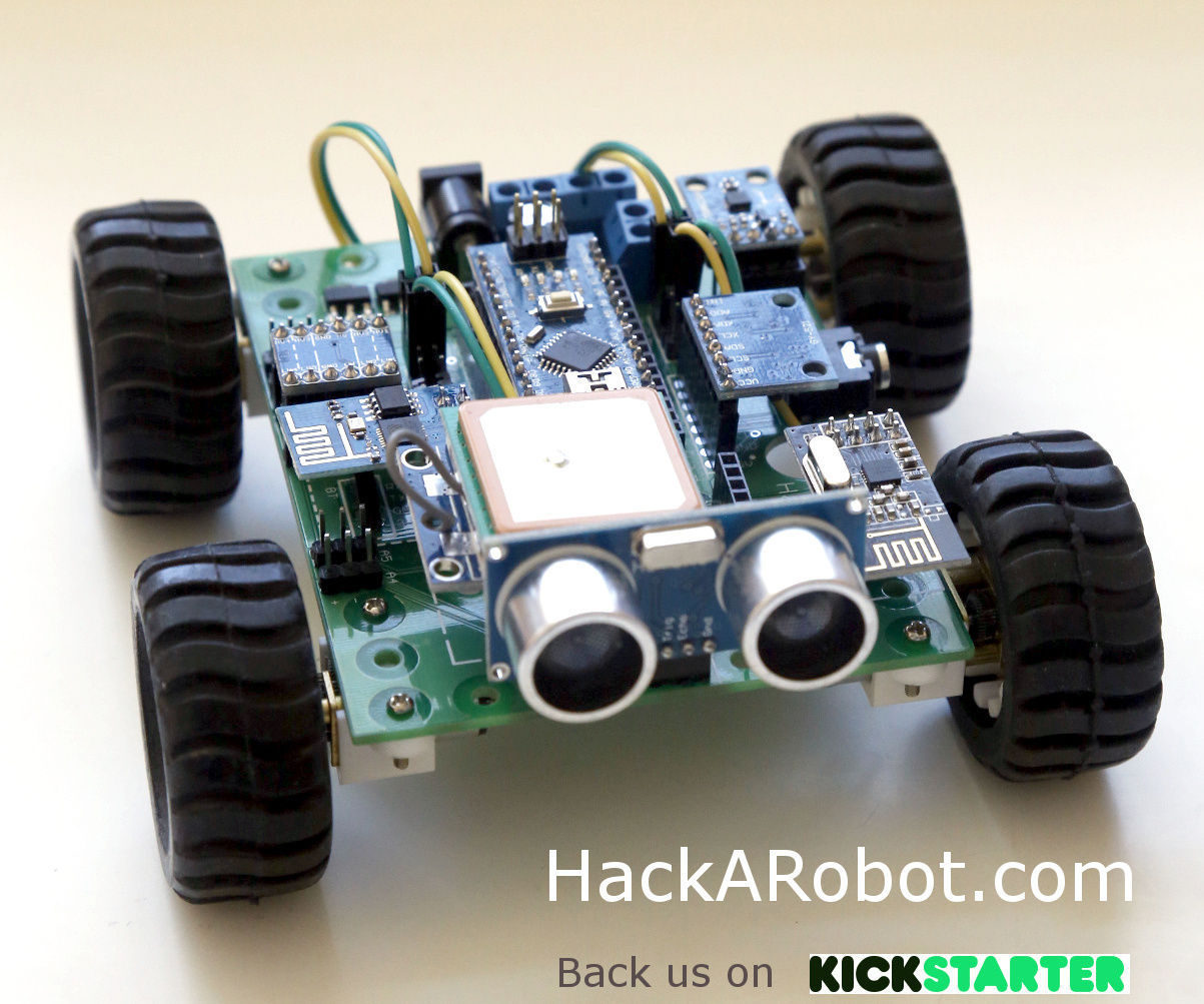 How to control DC motors using Arduino