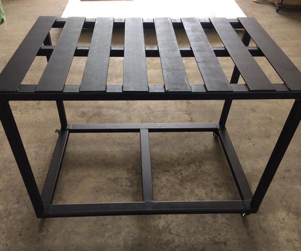 DIY Welding Table