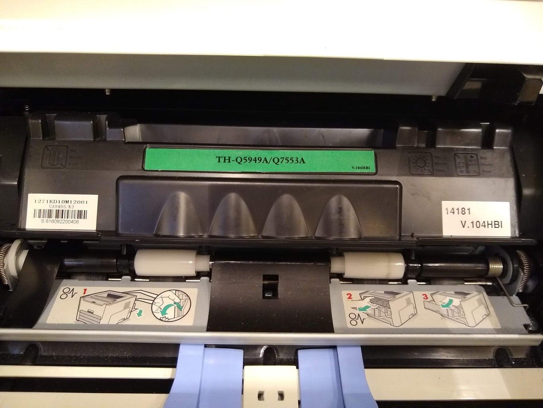 Pick Your Printer