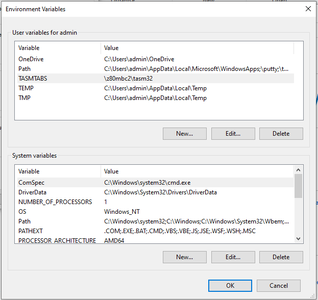 Adding Your Tools to Windows Path