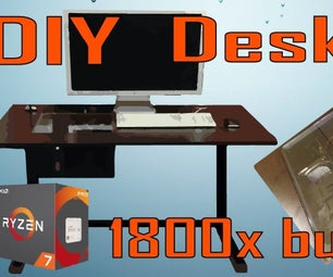 Diy Custom Desk PC