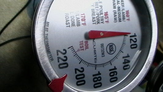 Macgyver Emergency Electric Heat