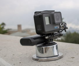 Easy GoPro Time Lapse Module With Charging Function