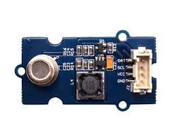 Interfacing Alcohol Sensor