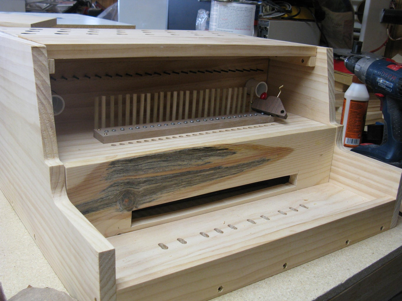 Building the Chest