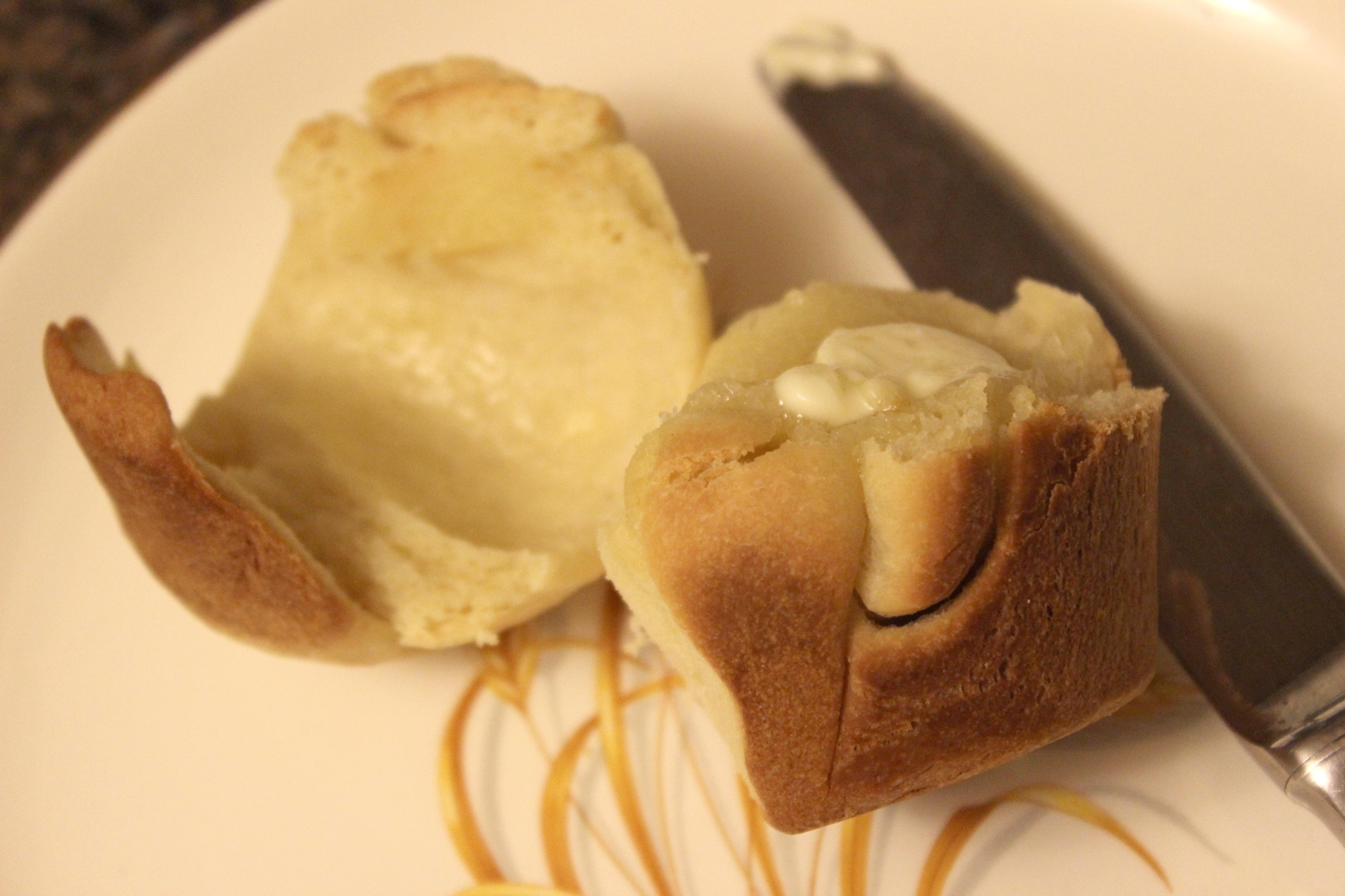 Spiral Butter Rolls