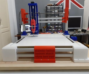 3D印刷CNC.
