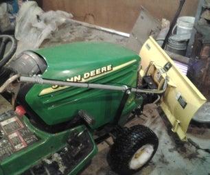 Snow Plow Tilt Adjuster (John Deere 325)